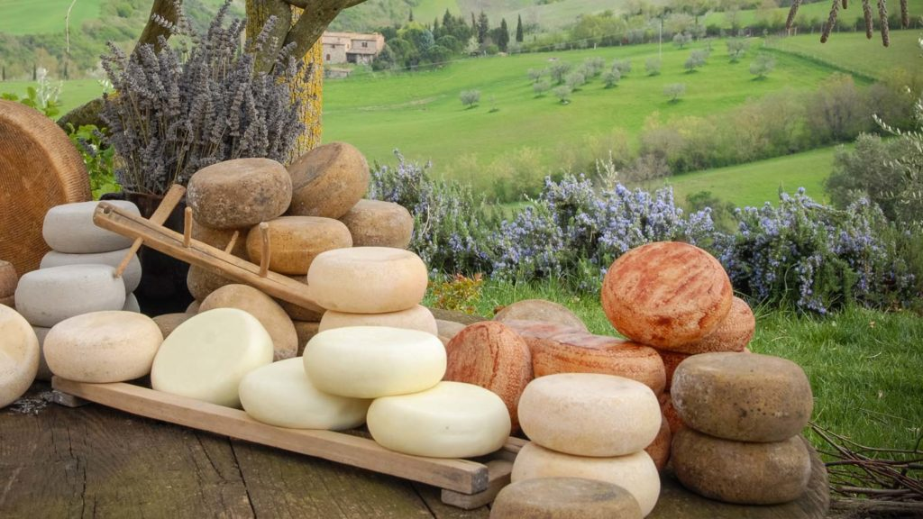 degustazione formaggio